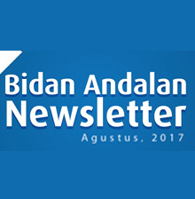 Bidan Andalan Newsletter August 2017
