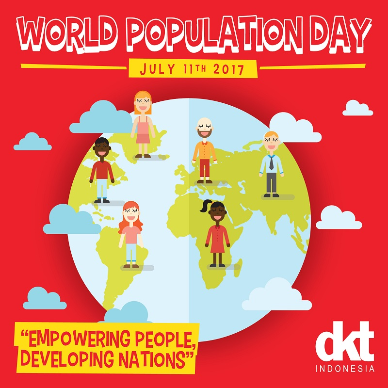 Hari Populasi Sedunia 2017: Gunakan Kondom Sebagai Dual Proteksi