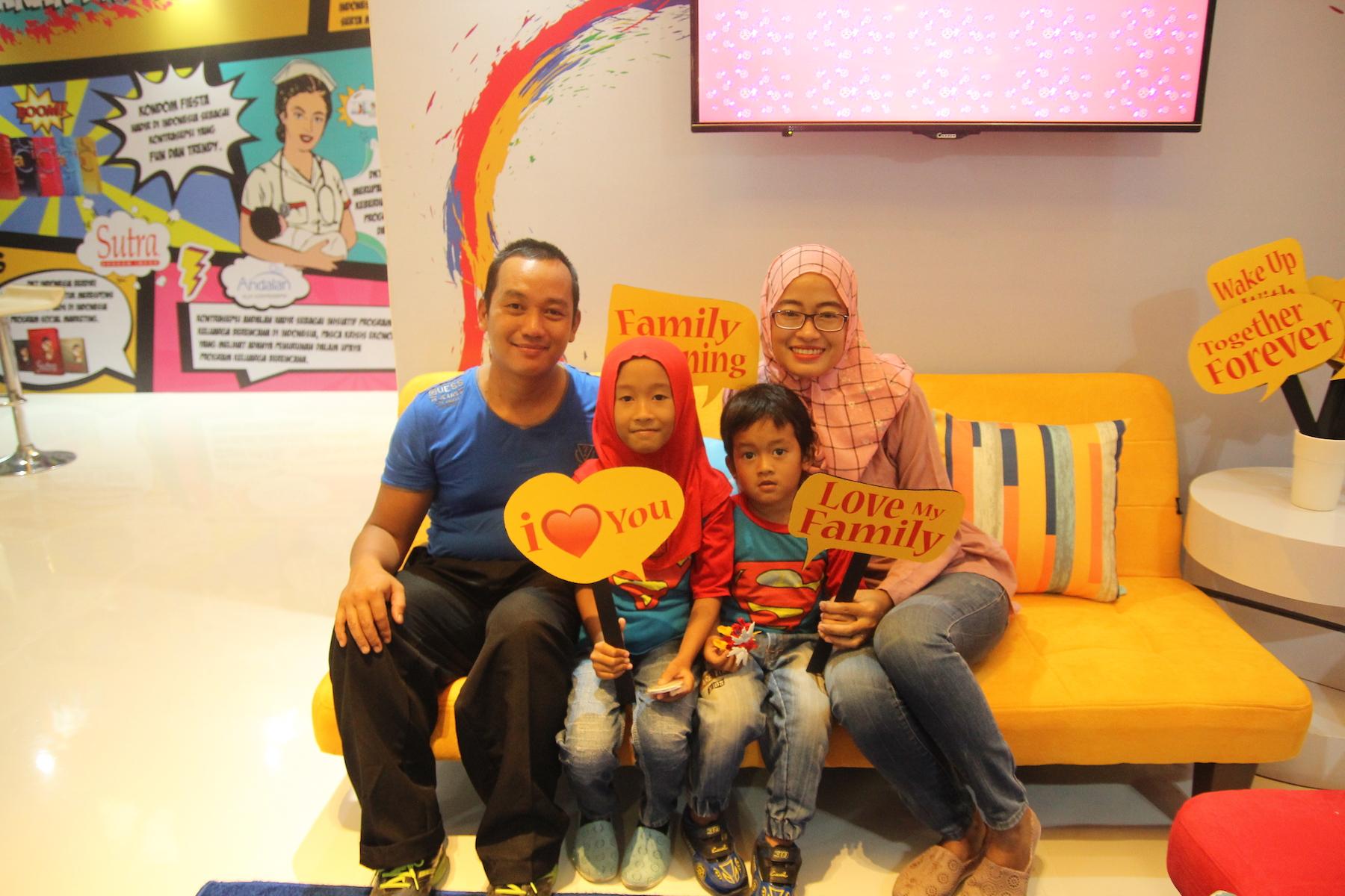 Pertama kali di Jakarta Fair: Yuk, Konsultasi Gratis Perencanaan Keluarga!