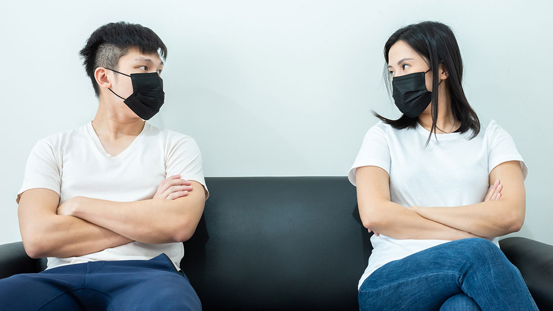 4 Tips Mengurangi Covidivorce di Masa Pandemi