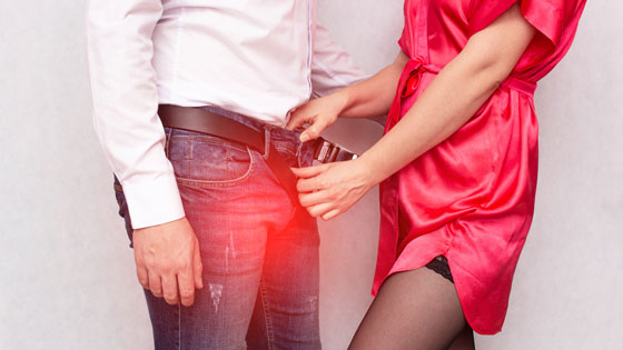 Ini Lima Kemungkinan Penyebab Hubungan Seks Terasa Sakit