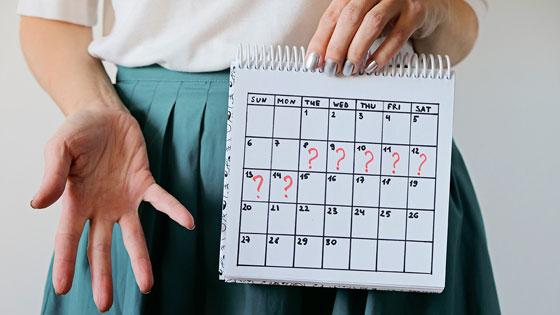 '4 Ciri-ciri Orang yang Kurang Cocok Memakai Cara Menghitung Masa Subur dengan Metode Kalender