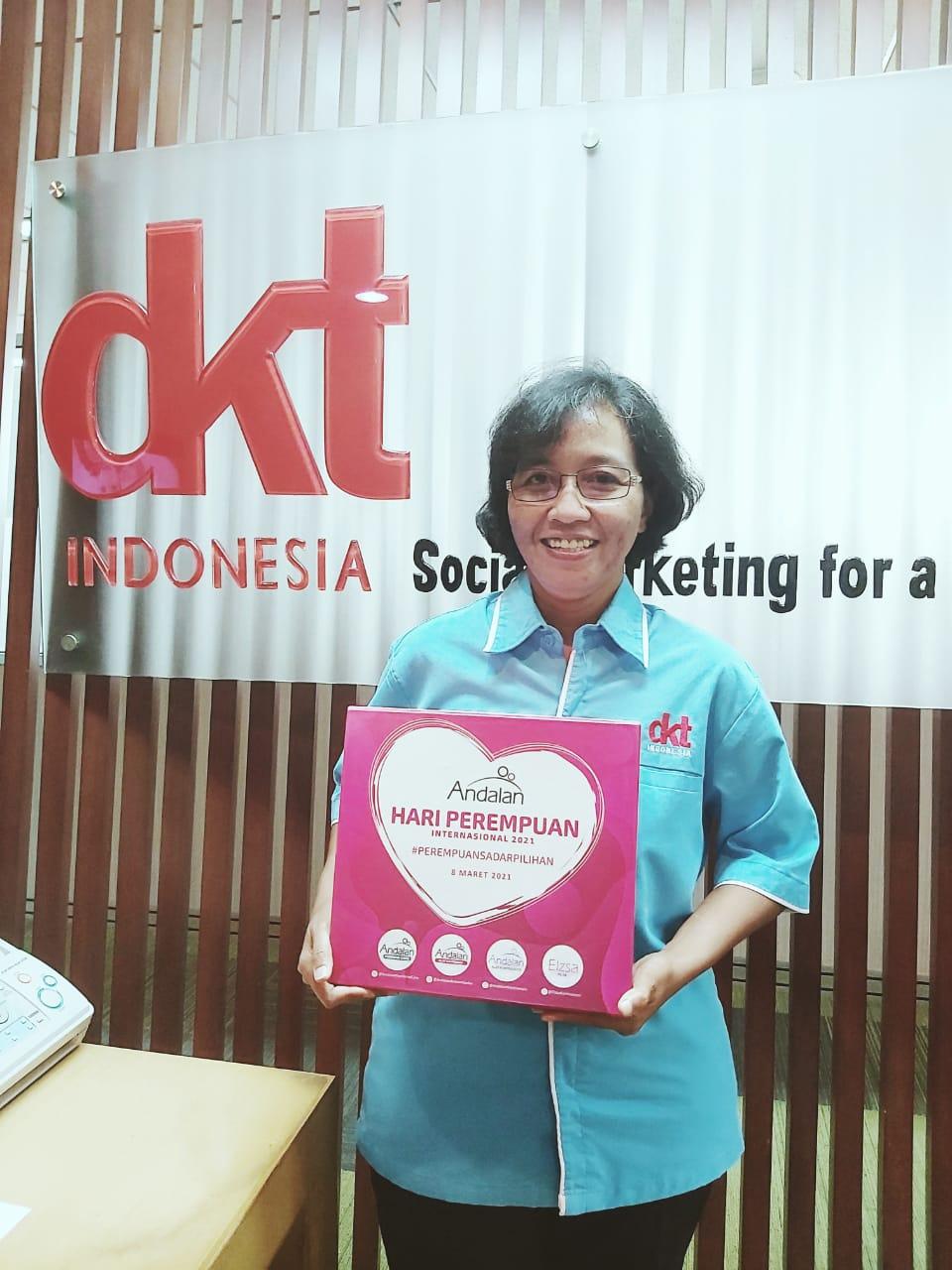 DKT Women Leader: Indah Muljani, DKT Indonesia Program Manager for Family Planning & HIV-AIDS Prevention