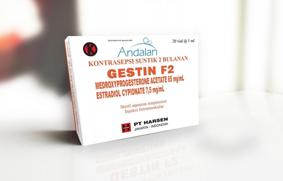DKT Indonesia Luncurkan Andalan Gestin F2, KB Suntik 2 Bulanan Pertama di Indonesia