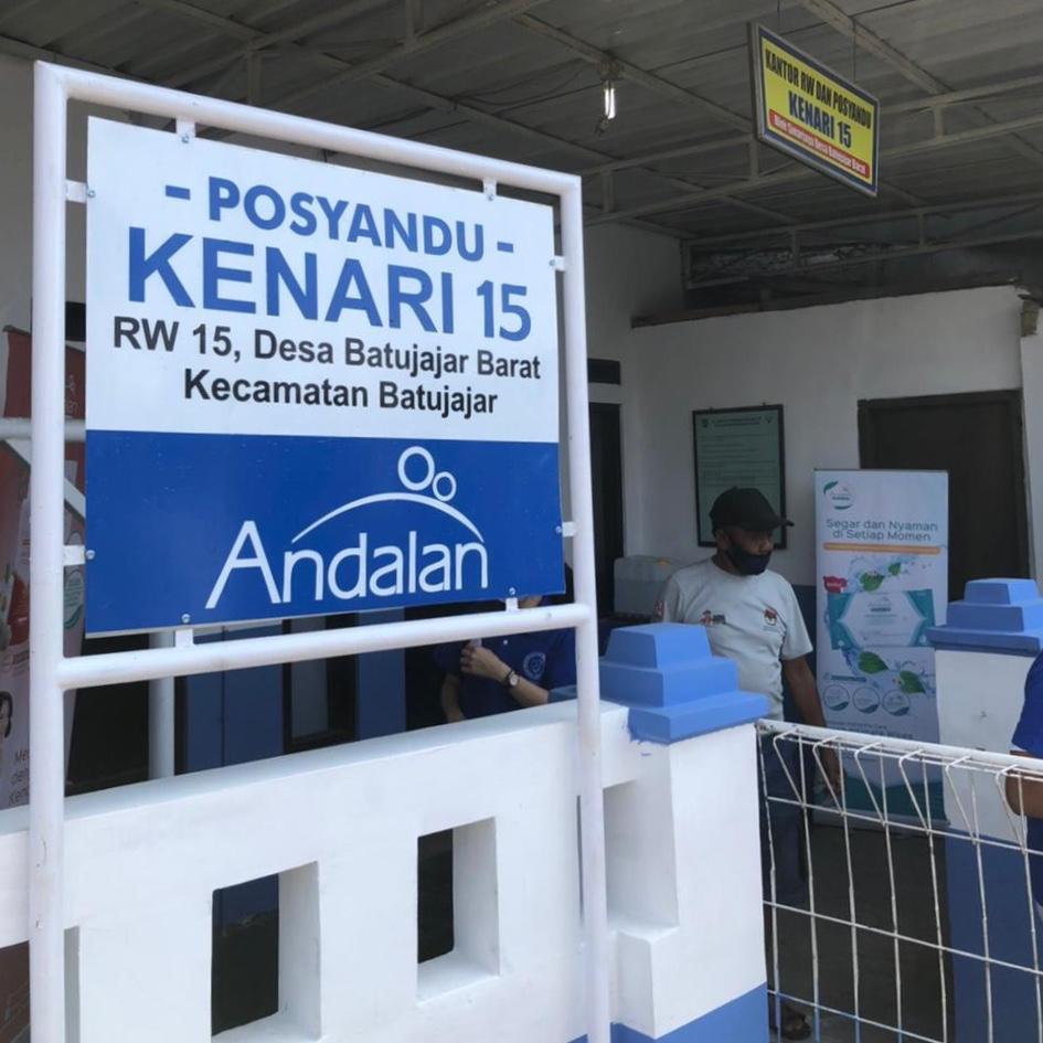 Andalan Hadirkan Kampoeng Andalan Sosialisasi KB & Beri Pelayanan KB Gratis ke Masyarakat Batujajar Bandung