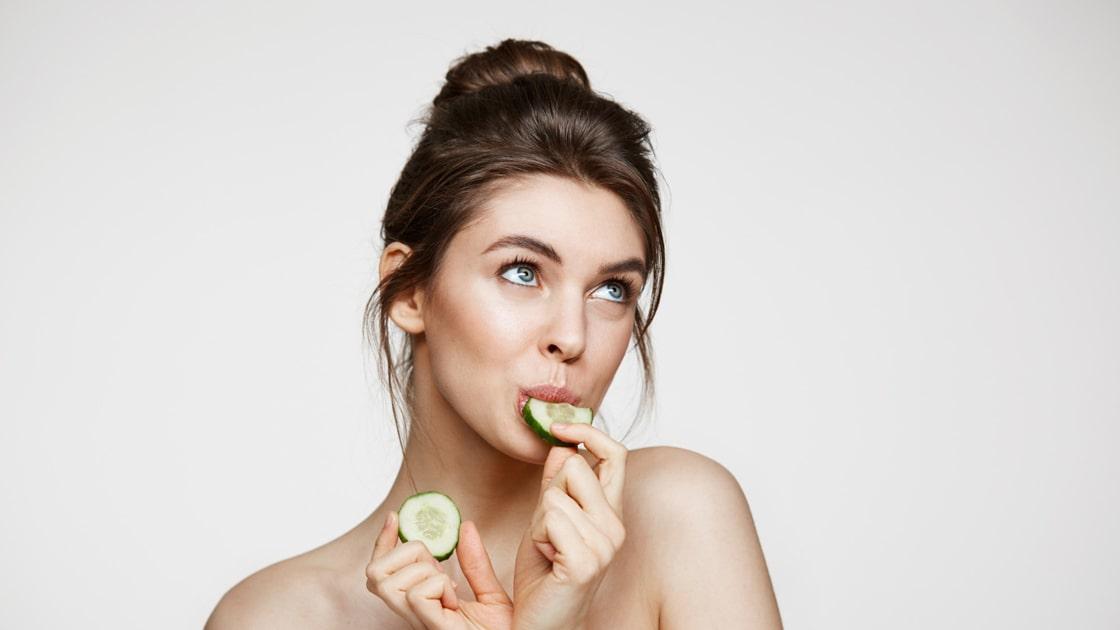 Makan mentimun saat menstruasi