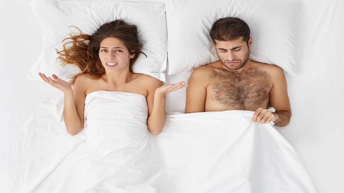 Masalah seksual dari MrP