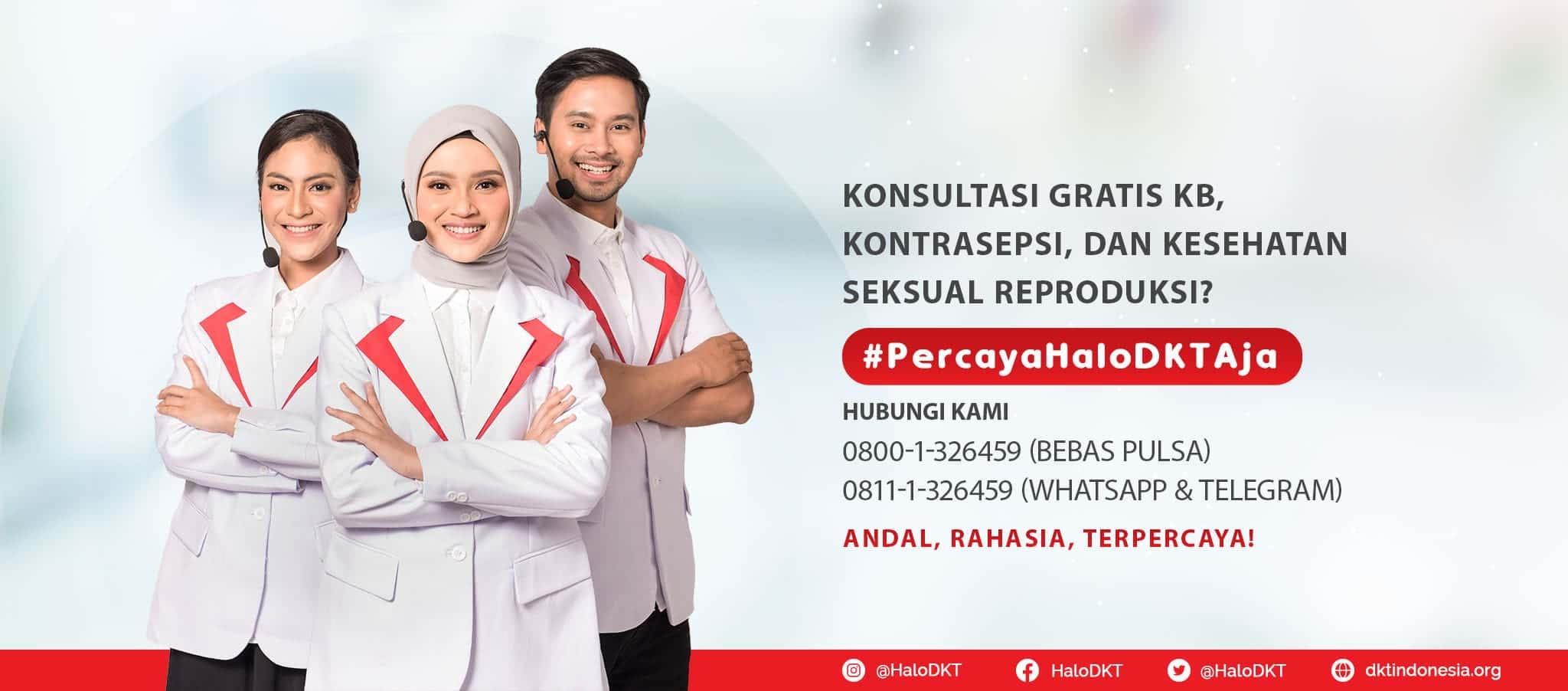 Halo DKT Indonesia